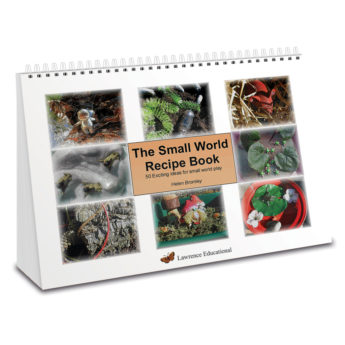 The Small World Recipe Book. A4, wiro bound, practitioner's book