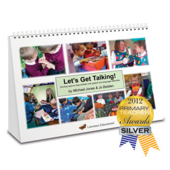 Let's Get Talking offers games for children with speech and language difficulties. A4 wiro bound practitioner's book.