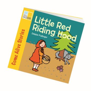 Red Riding Hood Story Book