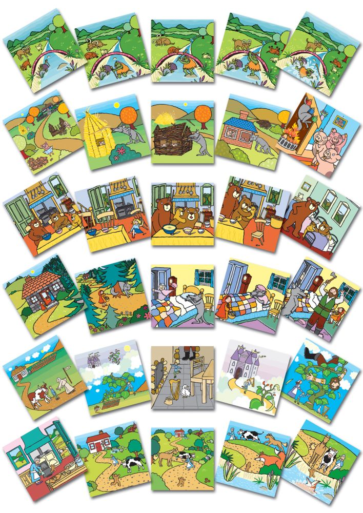 It's just a graphic of Dramatic Story Sequence Cards