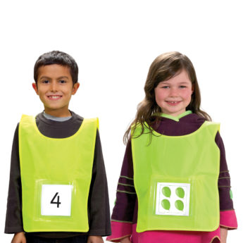 Children's tabards with pocket