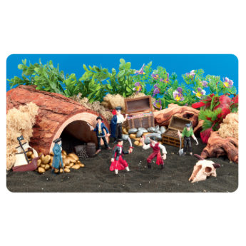 Small world play: pirate island- pirate theme teaching resources