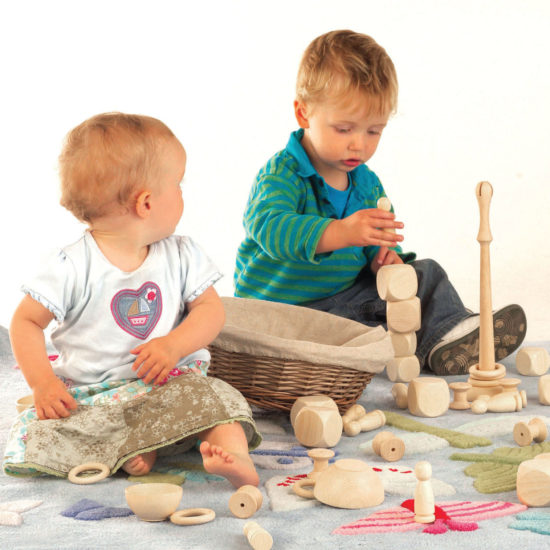 Heuristic Play Starter Kit - ideal for toddlers