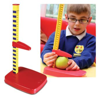 Classroom maths - plastic measure for measuring, comparing and recording
