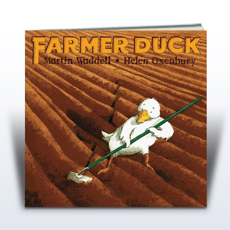 farmer duck Free printable teaching resources for farmer duck by martin waddell and helen oxenbury.