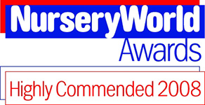 Nursery World Highly Commended 2008