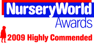 Nursery World Highly Commended 2009