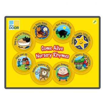 Eight sing along nursery rhyme apps with games and find out more facts.