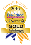 Practical Pre-School 2015 Overall Gold