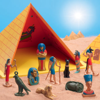 Ancient Egypt Figures