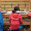 Mud Kitchen with Pump