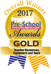 Practical Pre-School 2017 Overall Gold (Teacher Resources)