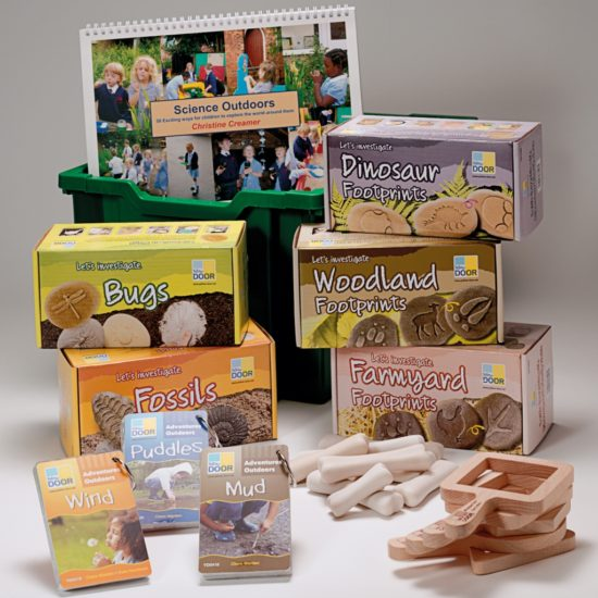 Games, resources and activities to support investigative play indoors and outside