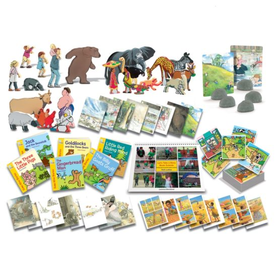Resources to explore popular picture books and traditional tales