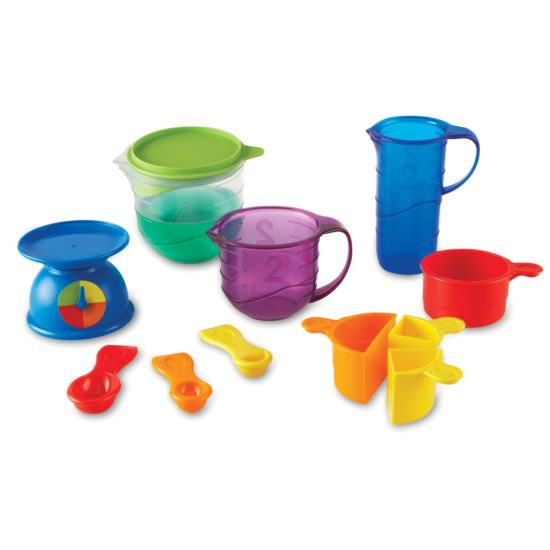 Investigate and observe using this set of measuring tools and activity cards
