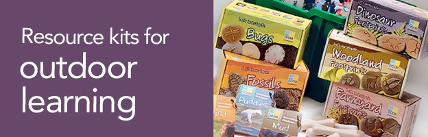 Resource kits for outdoor learning
