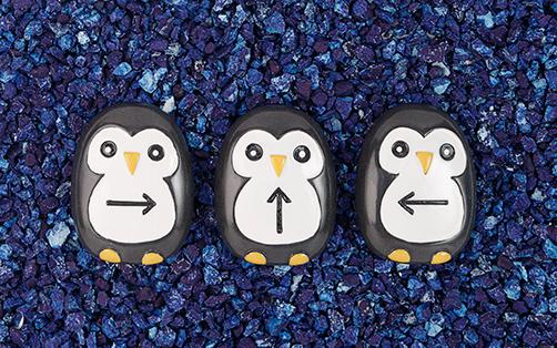 Pre-Coding Penguins