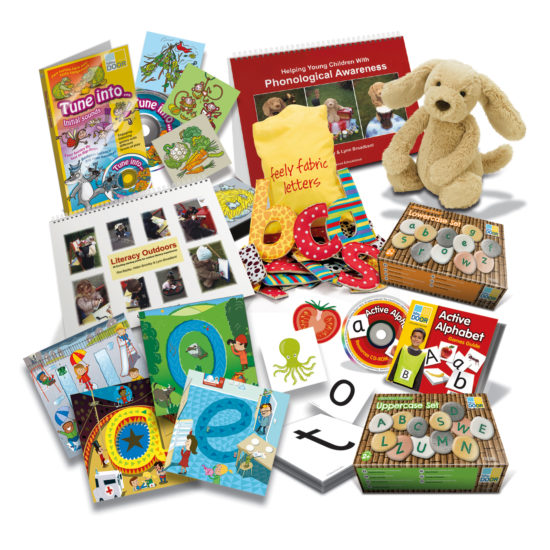 Early Literacy Progress Pack