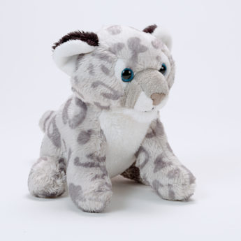 Lola the Leopard Soft Toy