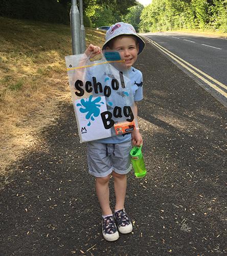 Ready Steady Starting School!