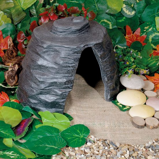 Large cave for imaginative play