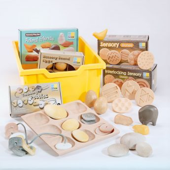 Sensory Play resources collection for children aged 2+