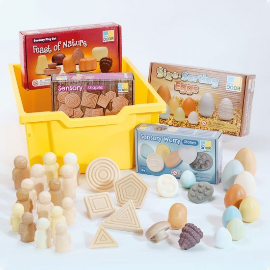 Sensory Play resources collection for children aged 3+