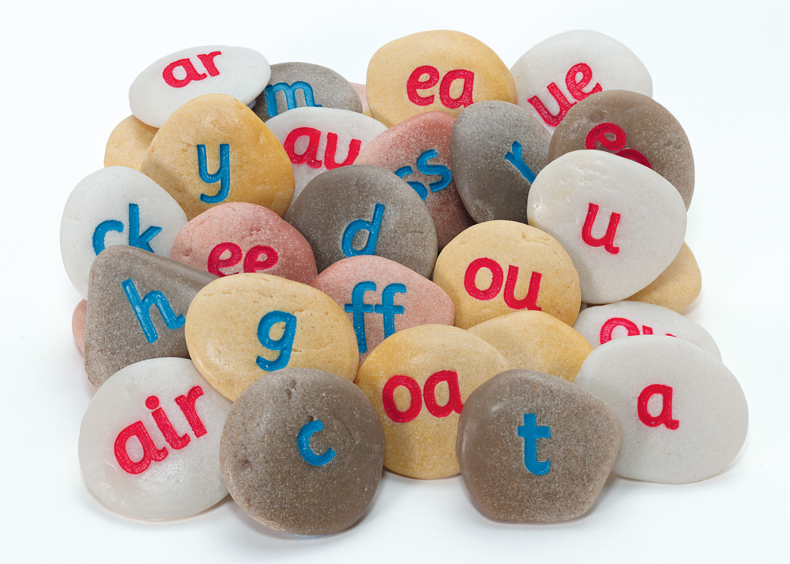 Phonic Pebbles - play and learn with letters and sounds