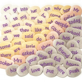Tricky Word Pebbles Set 1