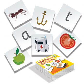 Initial Sounds & CVC Word Cards