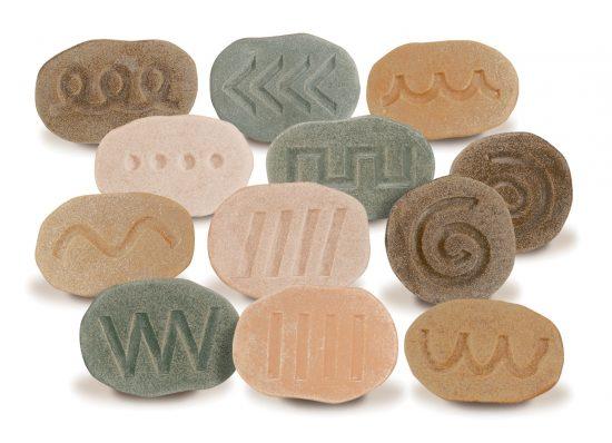 Feels-Write Pre-Writing Stones
