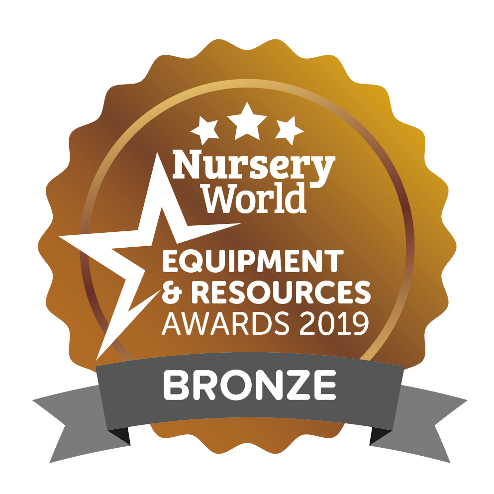 Nursery World Bronze Award 2019