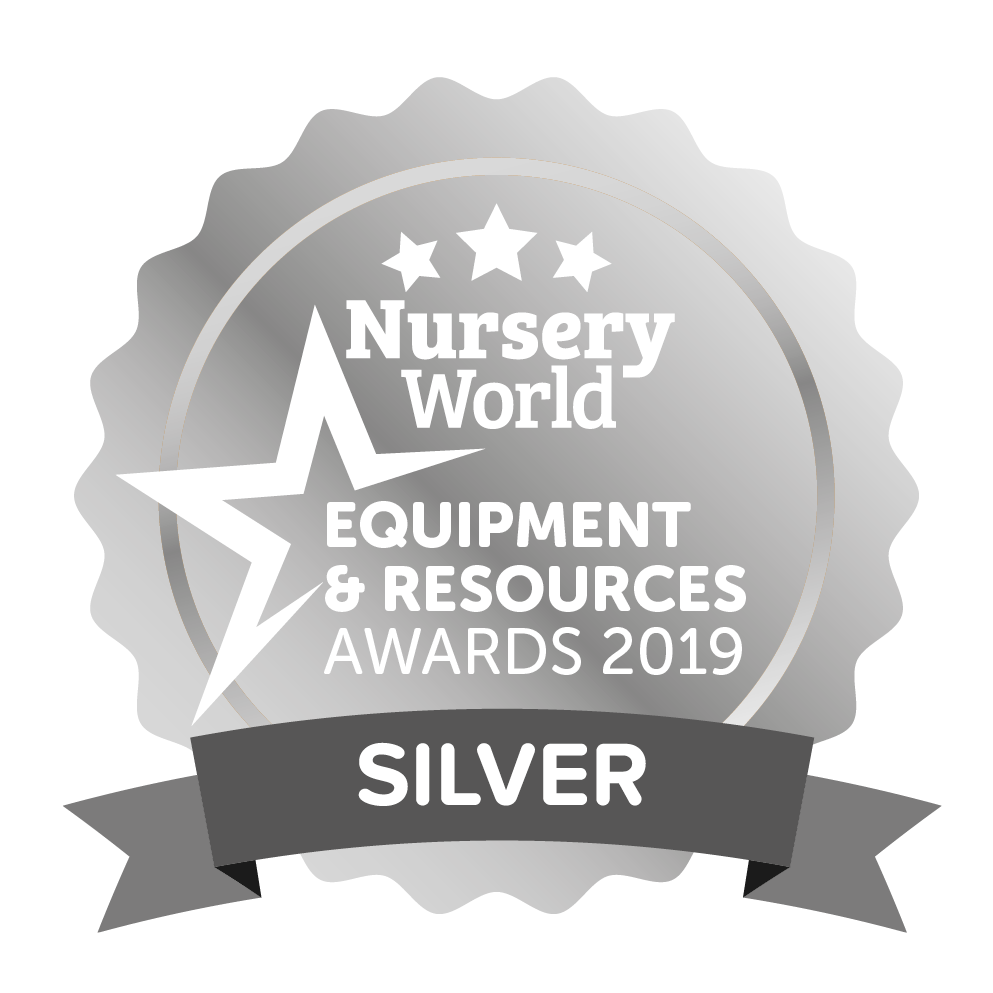 Nursery World Silver Award 2019