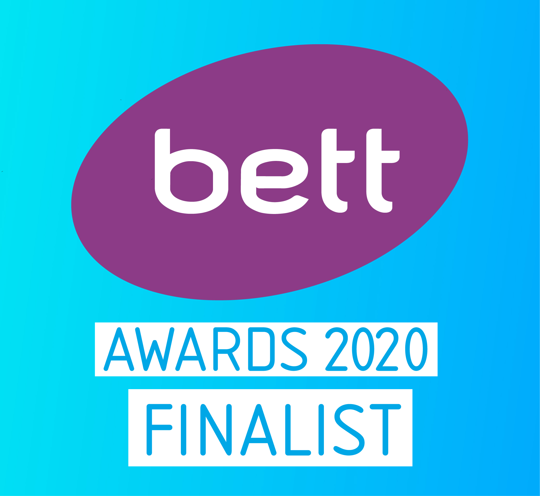 Bett Finalist 2020 logo