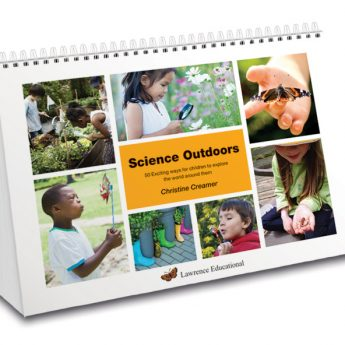 Teacher resource book with science activities