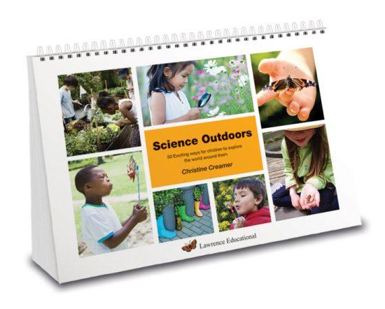 Teacher resource book with science activities