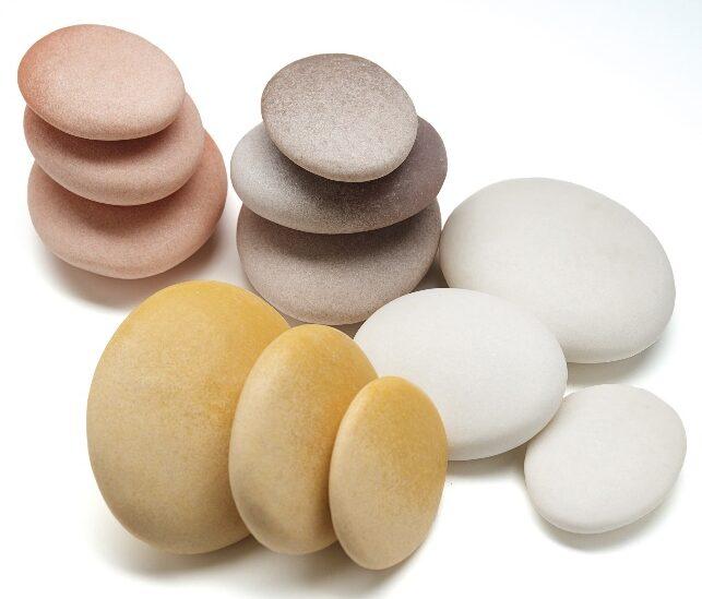 Natural Sorting Stones