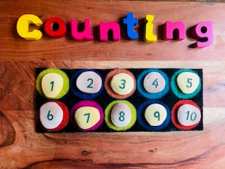 Counting 10 Frame