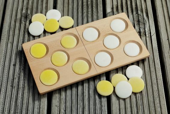 Domino 10-Frame Tray