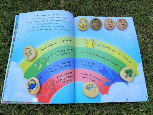 Conker book & Emotion Stones